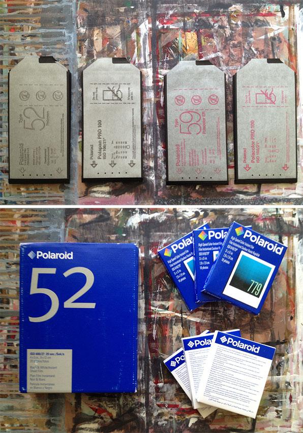 Polaroid Smorgasbord!
